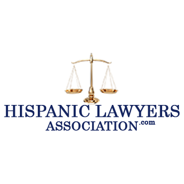 Hispanic Lawyers Association.com Logo