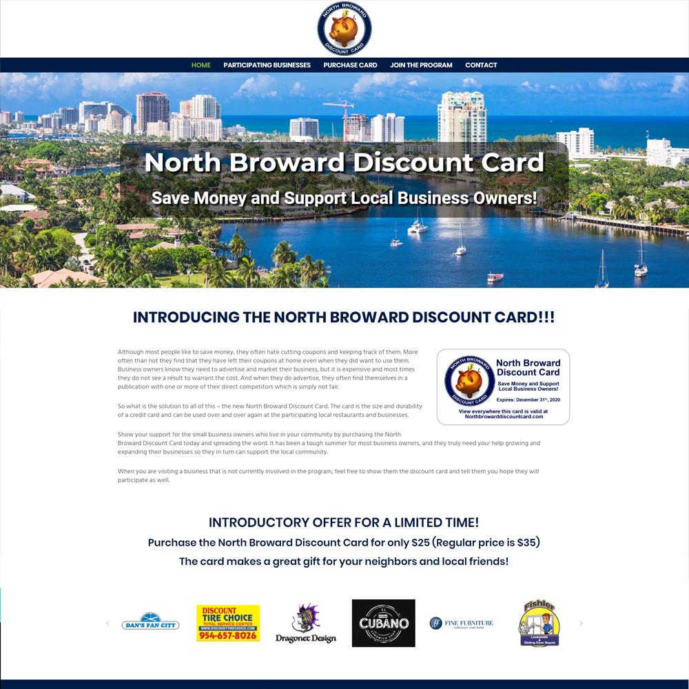 North Broward Discount Card