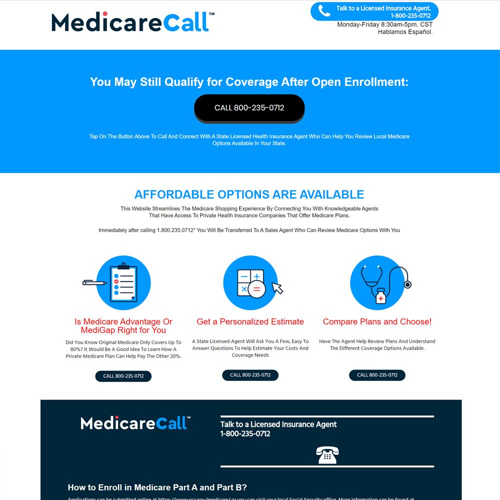 MedicareCall