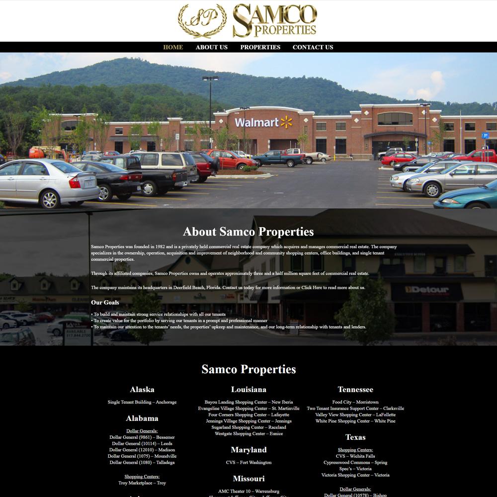 Samco Properties