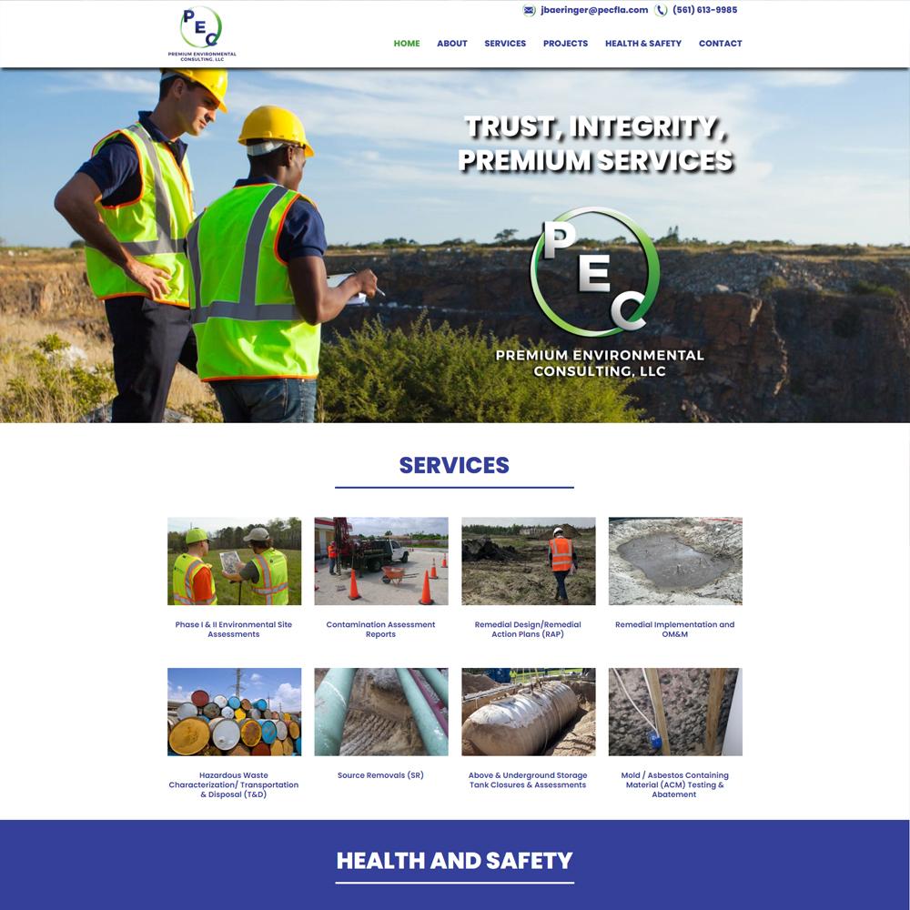 Premium Environmental Consulting